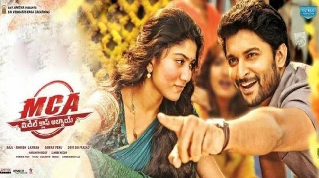 Nani's MCA was surfaced online on its first day - Sakshi Post