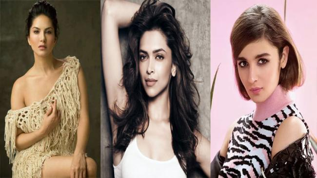 These actresses have been in touch with their fans on their Instagram accounts and garnered huge following - Sakshi Post