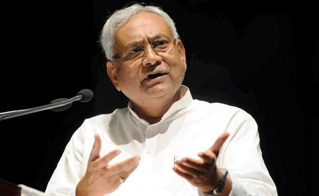 Nitish Kumar was not hurt in the incident (File) - Sakshi Post