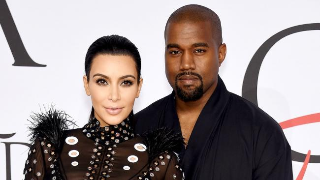 Kim Kardashian and Kanye West are among the most popular celebrity couples in the world. - Sakshi Post