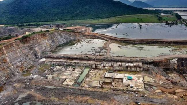 The state government claimed the project would lead to submergence of a large portion of tribal land in Malkangiri district of the state - Sakshi Post