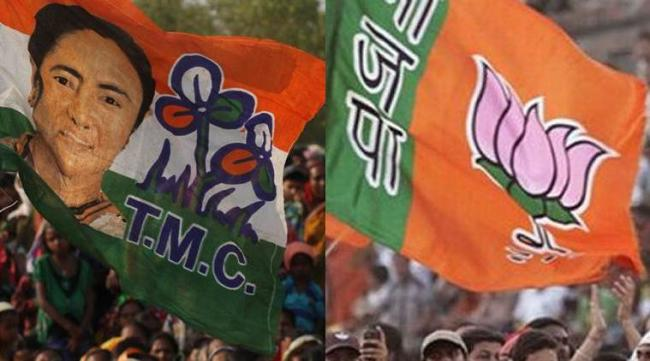 Around 30-32 per cent votes were cast in the first four hours in by-polls to the Uluberia Lok Sabha and Noapara assembly seats in West Bengal on Monday. - Sakshi Post