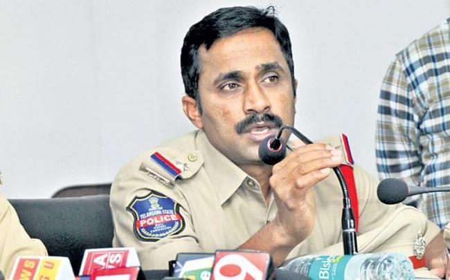 Venkateshwarlu was upset after being reportedly reprimanded by his officers before his subordinates. - Sakshi Post