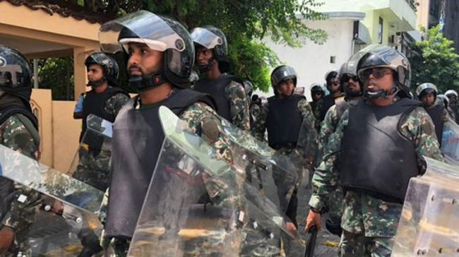 Maldives witnessing political turmoil - Sakshi Post