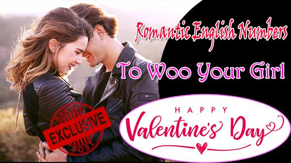 Romantic English Numbers to Woo Your Girl - Sakshi Post