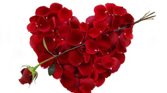 Decor for the Valentines Day - Sakshi Post