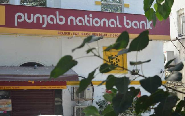 At one of the Mumbai branches of Punjab National Bank fraud of USD 1.8 billion was detected - Sakshi Post