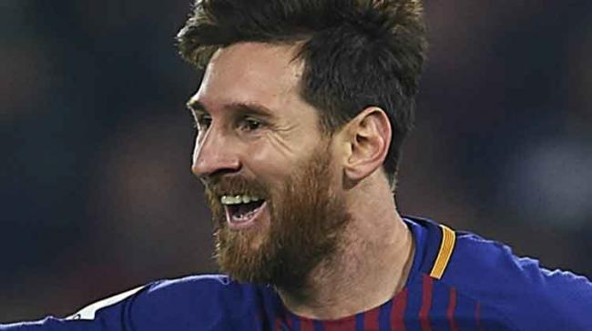 Messi hits 100 Champions League goals in emphatic Barca win over Chelsea - Sakshi Post