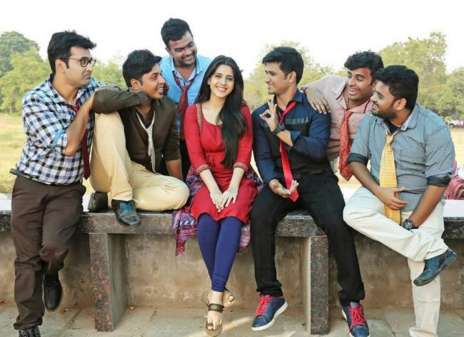 Nikhil Siddhartha's Kirrak Party hit screens today and has opened to good response from the viewers. - Sakshi Post