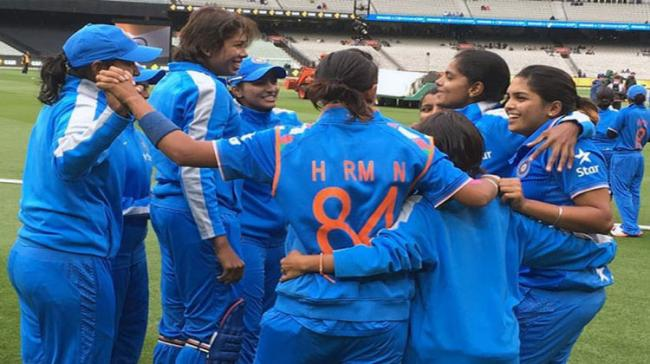 The Indian women's team would take confidence from their 3-1 win against South Africa in the five-match T20 series held in the Rainbow Nation - Sakshi Post