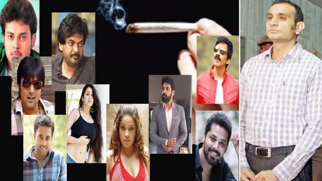 Tollywood celebrities questioned in connection with drugs case by Akun Sabharwal - Sakshi Post