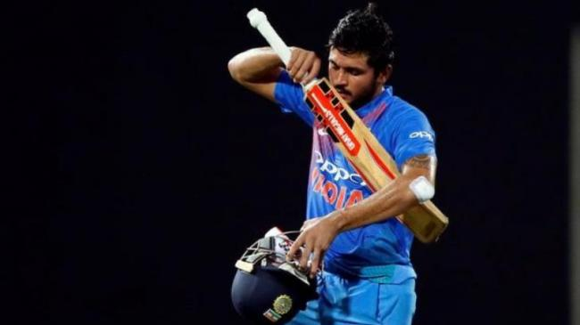 Manish Pandey said he was too eager to play for India following IPL 2 - Sakshi Post
