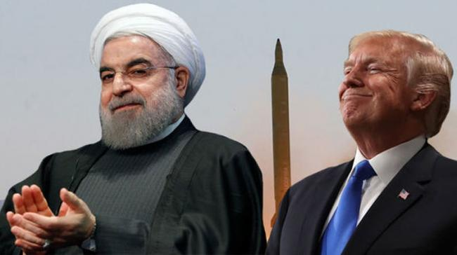 US President Donald Trump is expected to decide by May 12 whether to pull the US out of the nuclear deal reached between Iran and six major world powers - Sakshi Post