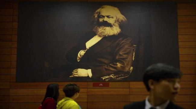 China's National Museum opened an exhibition to mark the 200th birth anniversary of Karl Marx - Sakshi Post