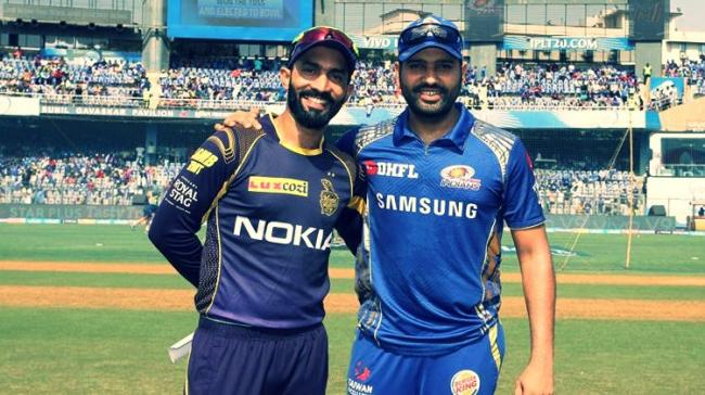 KKR vs MI - Sakshi Post