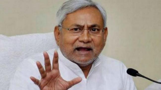 Nitish Kumar, the JD(U) national president, had come out in support of the demonetisation measure, when he was in the Grand Alliance comprising the RJD and the Congress. - Sakshi Post