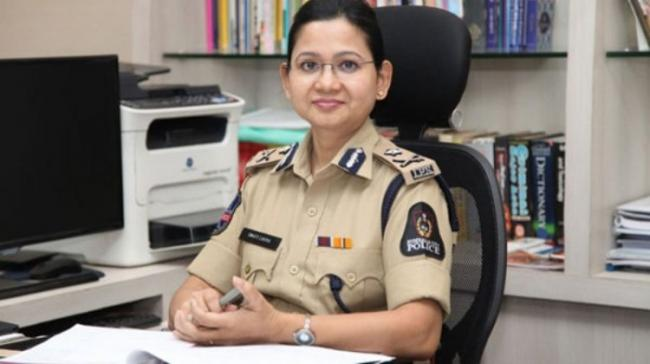 Inspector General of Police (Law and Order and Incharge Women Safety) Swati Lakra - Sakshi Post
