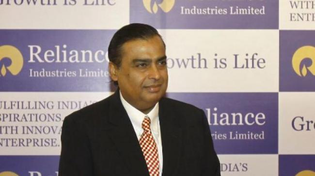 <i></i> Ambani has kept salary, perquisites and allowances and commission together at Rs 15 crore since 2008-09, forgoing almost Rs 24 crore per annum. - Sakshi Post