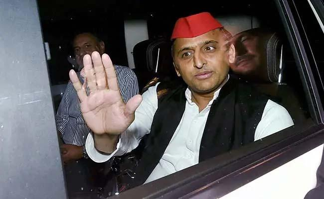 The damage done to Akhilesh Yadav's bungalow had sparked a row. (File) - Sakshi Post