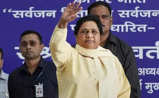 "Mayawati reportedly called BJP's ""Sampark for Samarthan"" campaign an insult to the poor - Sakshi Post"
