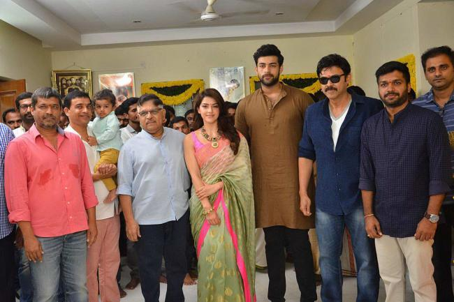 Fun and Frustration Movie Launch - Sakshi Post