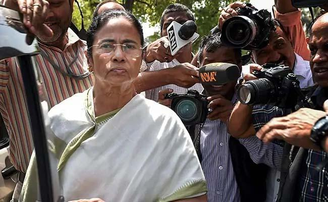 "Mamata Banerjee said the amount allotted by centre for work on national highways was one of the ""lowest"" - Sakshi Post"
