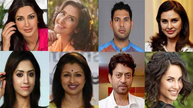 Celebrities who diagnosed with cancer and survived - Sakshi Post