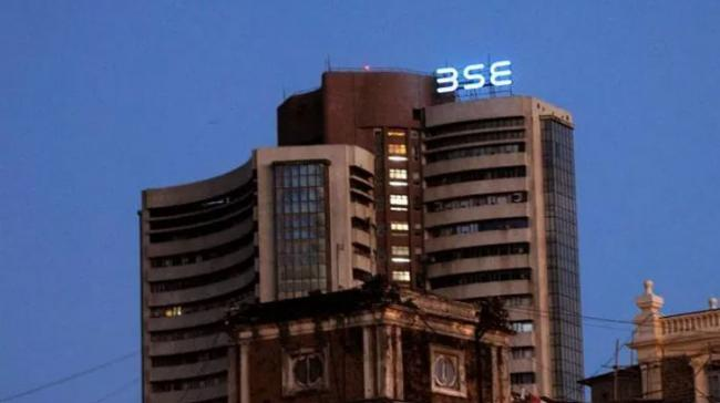 The Sensex of the BSE  - Sakshi Post