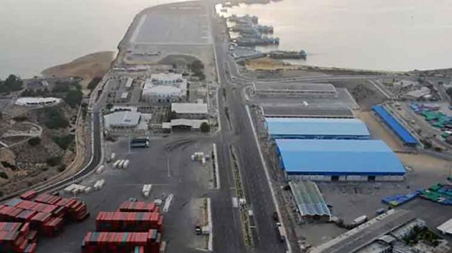 India, Iran, Afghanistan had inked a pact to use Chabahar Port as a regional hub for sea transportation - Sakshi Post