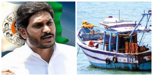 After the tragic boat mishap in Godavari river, YSR Congress Party President YS Jagan Mohan Reddy was pained by the accident. - Sakshi Post