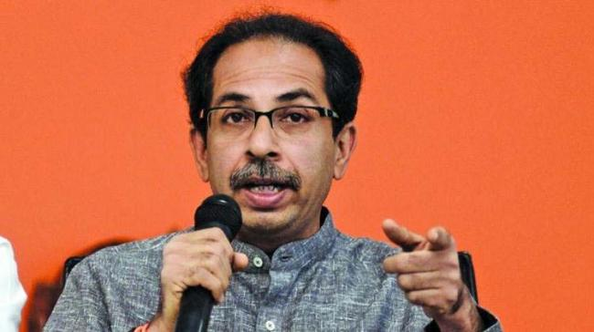 The Uddhav Thackeray-led Shiv Sena today said cows were safer than women in the country. - Sakshi Post