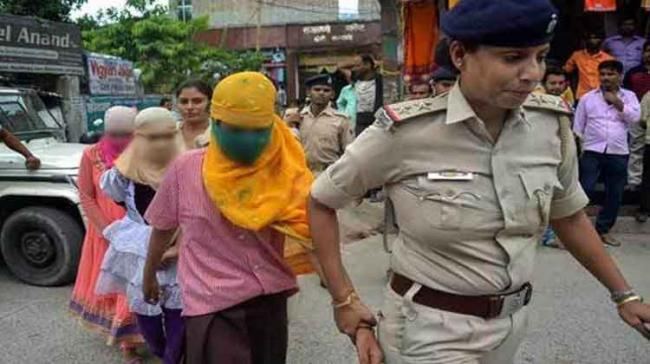 Muzaffarpur Senior Superintendent of Police (SSP) Harpreet Kaur said a special police team has been constituted to search half-a-dozen missing girls of the girls' home - Sakshi Post