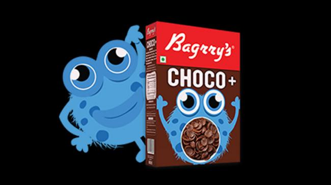 Bagrry's Choco+, A Delicious Chocolaty and Super Crunchy cereal - Sakshi Post