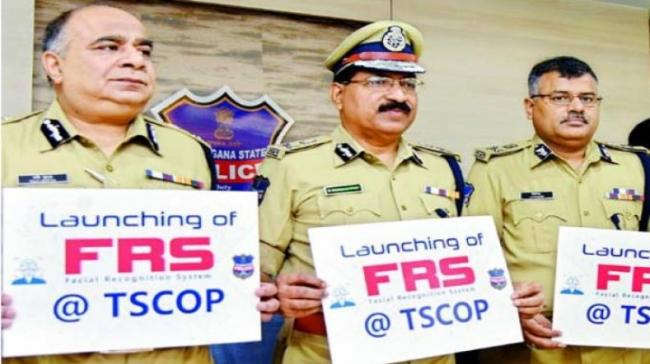 Facial Recognition System being launched by Telangana police - Sakshi Post