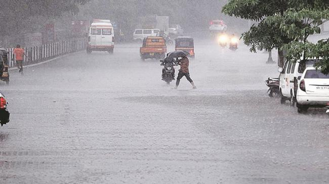 Heavy Rain Forecast In Pune For Next One Week - Sakshi Post