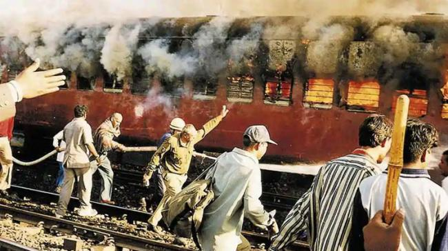A special trial court here on Monday sentenced two more persons to life imprisonment and acquitted three others in the 2002 Sabarmati Express train burning case - Sakshi Post