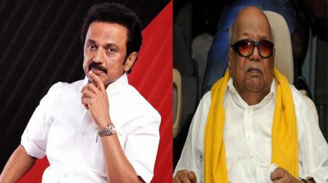 Can Thalapathi Stalin Match Karunanidhi's Stature In DMK? - Sakshi Post