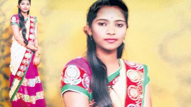 Santoshi (19) who was to get married a day later went missing in Banjarahills police station limits on Wednesday - Sakshi Post