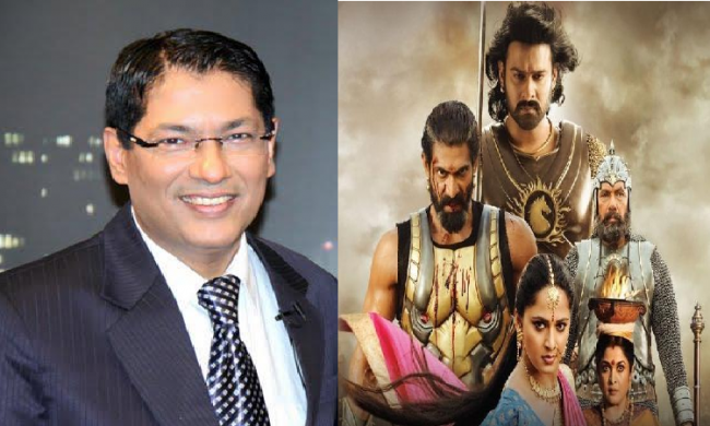 Film critic & analyst Taran Adarsh - Sakshi Post