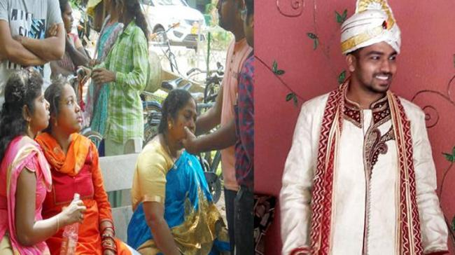 A bridegroom committed suicide depressed over the fact that his bride was not beautiful - Sakshi Post