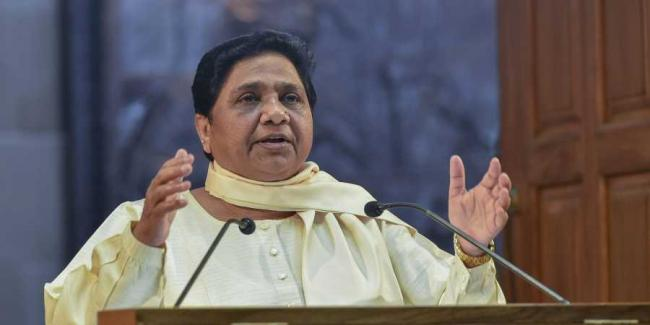 Mayawati - Sakshi Post