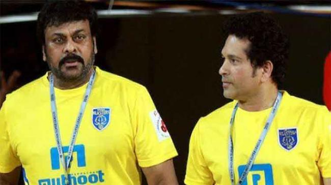 Chiranjeevi To Acquire Sachin's Stake In Kerala - Sakshi Post