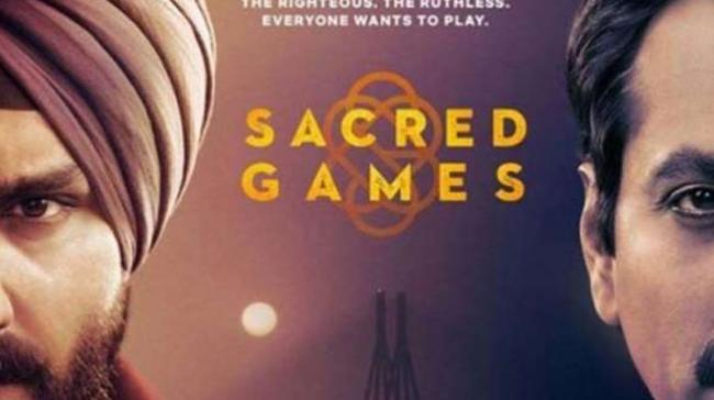 """Netflix has officially green lit the hit series """"Sacred Games"""" for a second season. - Sakshi Post"""