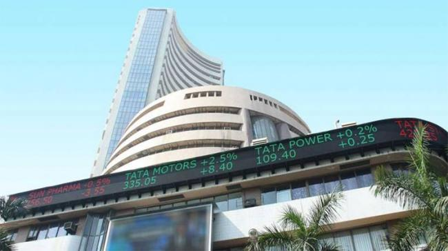 Indian Equities Sink In Line With Global Peers As Growth Concerns Bite - Sakshi Post