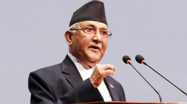 Launching a fleet of battery-operated buses Nepal Prime Minister K.P. Sharma Oli has said that his country will reduce dependence on imported petroleum products - Sakshi Post