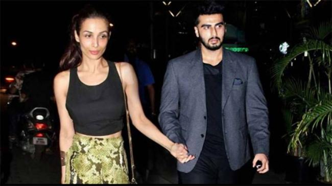 Malaika Arora and Arjun Kapoor - Sakshi Post