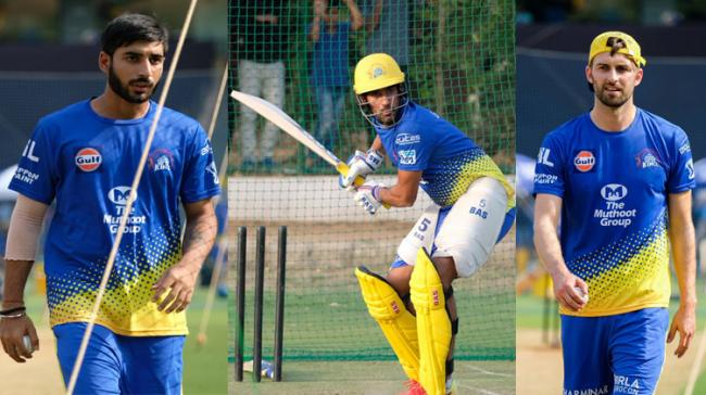CSK Releases 3 Players Before IPL 2019 Auction - Sakshi Post