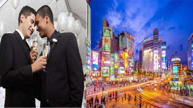Gay Marriages A Strict No-No In Taiwan - Sakshi Post