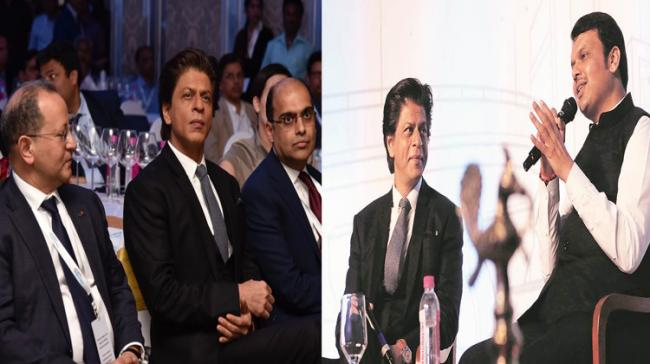 We Need To Have Video Literacy In India: Shah Rukh Khan - Sakshi Post
