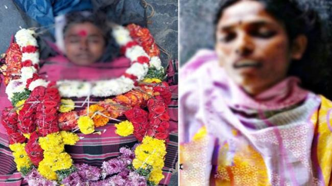 Depressed over constant bickerings, two women committed suicide. - Sakshi Post